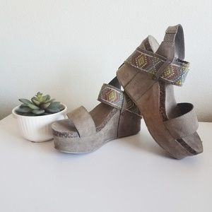 Maurices Wedge Sandals
